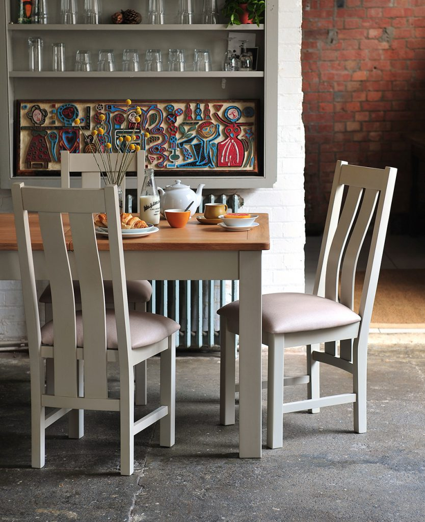 curate your space dining