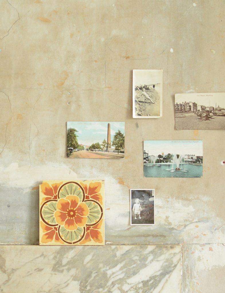 Curate your space Postcard collection