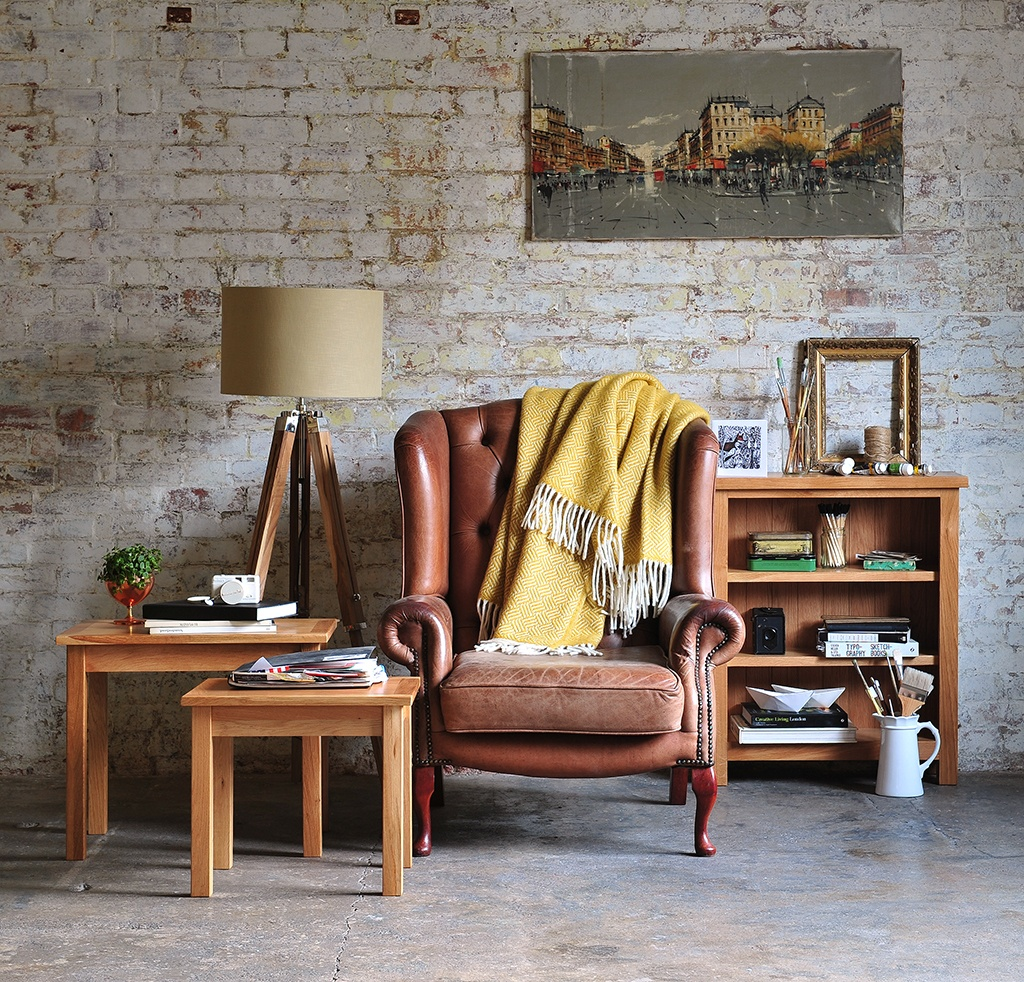 curate your space sterling mid century art