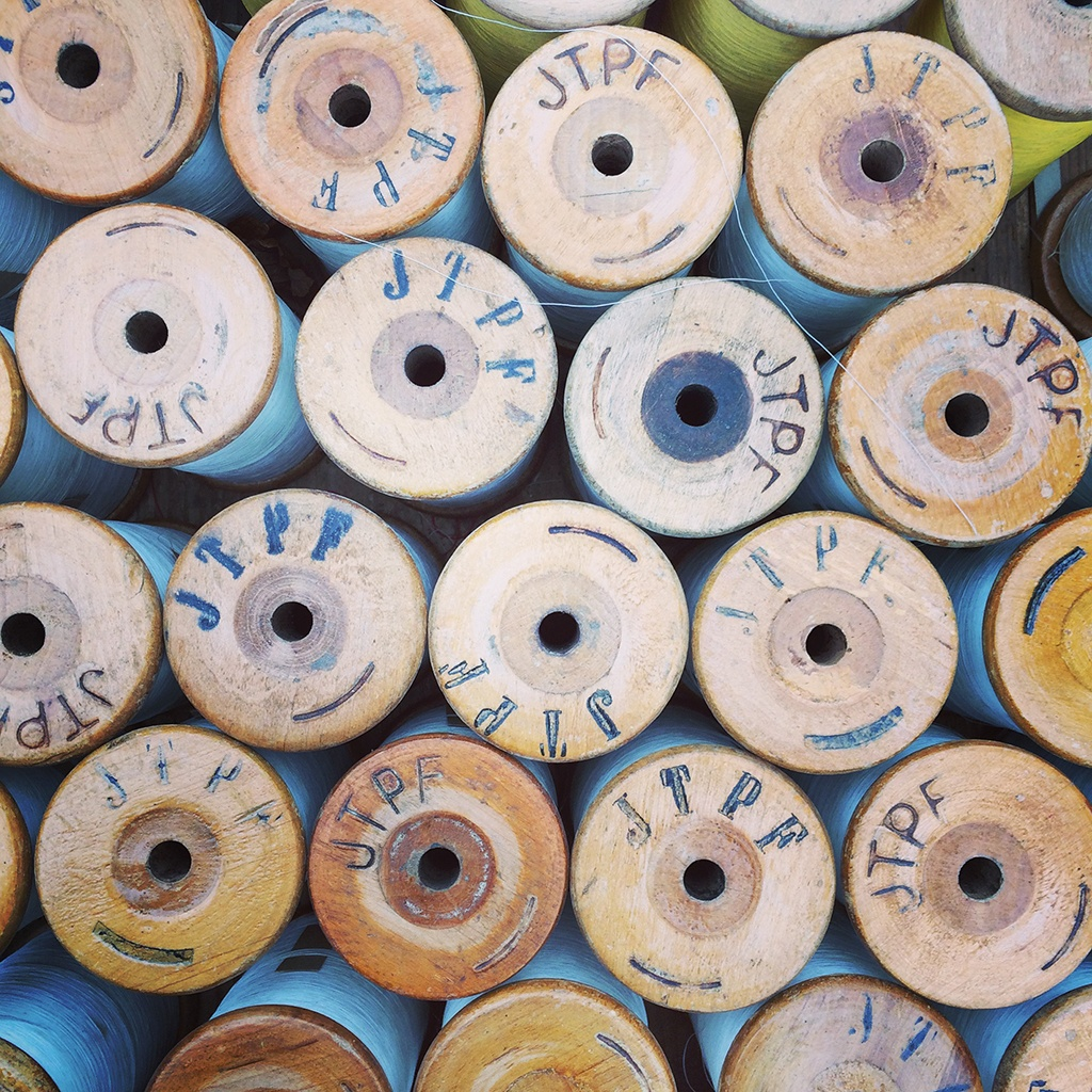 Spools of Cotton Boot Fair