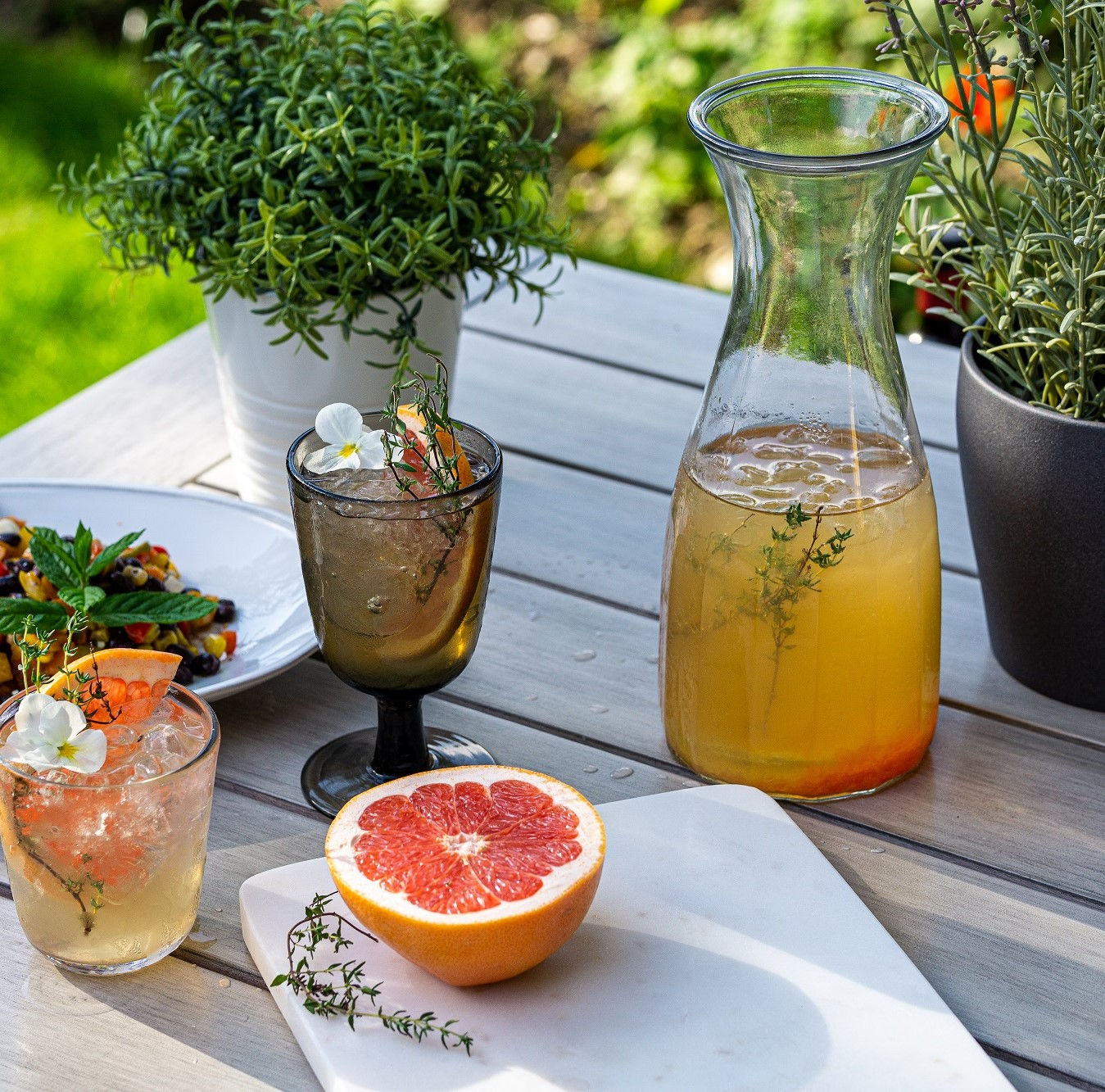 Grapefruit Gin Recipe